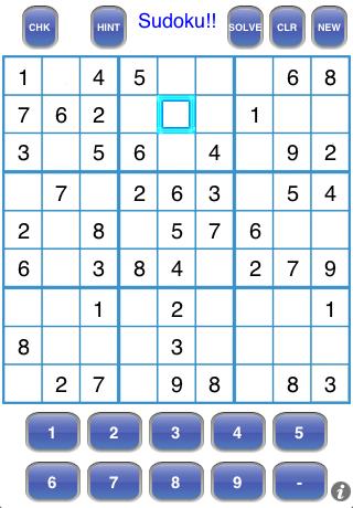 Screenshot Sudoku!!